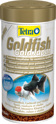 Tetra visvoer goldfish gold japan 250 ml