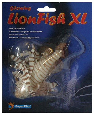 Super fish koraalduivel fish xl