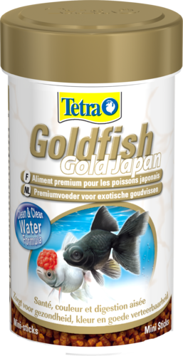 Tetra visvoer goldfish gold japan 100 ml