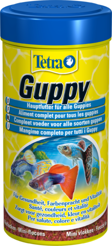 Tetra guppy mini flakes 250 ml (75gr)