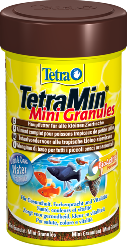 Tetra mini granules 100ml