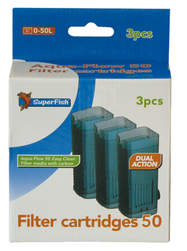 Superfish aquaflow50 easy click cassette