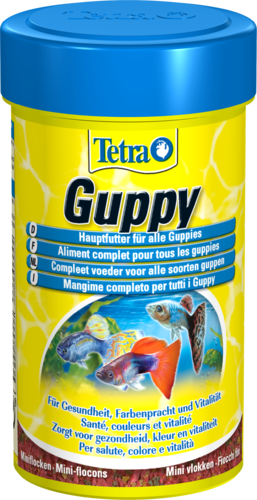 Tetra guppy mini flakes 100 ml (30gr)
