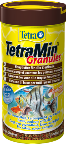 Tetra mini granulaat 250 ml