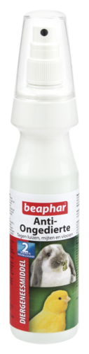 Beaphar anti-ongediertespray 150ml