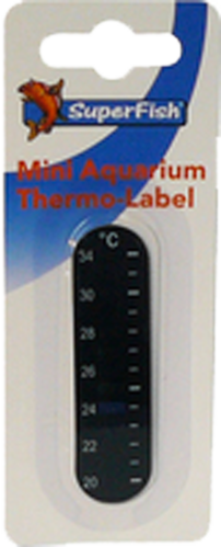 Superfish plakthermometer 20-34 °c.