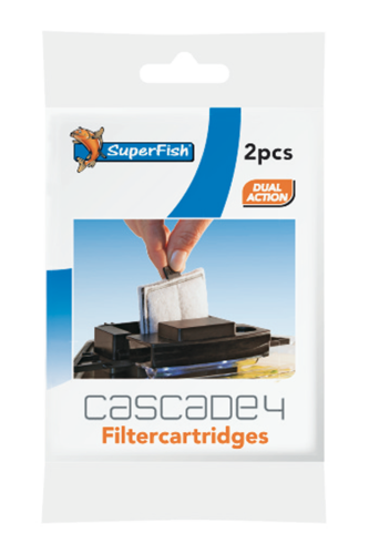Superfish cascade 4 filter cassette 2 st