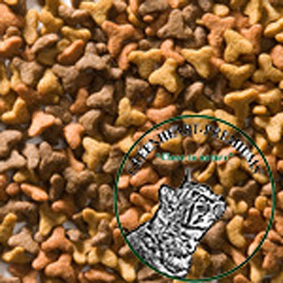 Greenheart catfood 3 mix