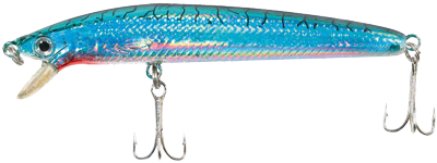 Invader lure crystal minnow 13cm 1st