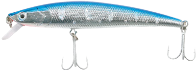 Invader lure crystal minnow 11cm 1st