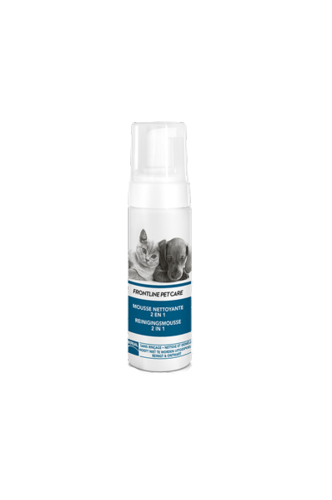 Frontline reinigingsmousse 2in1 150 ml