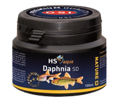 Hs aqua nature treat daphnia 100 ml