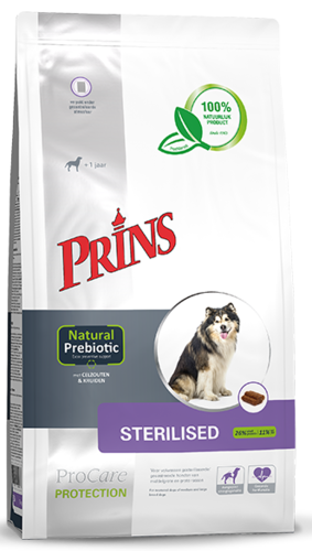 Prins procare protect sterilised