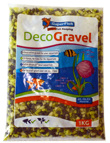 Superfish deco grind mix groen 1kg