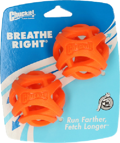 Chuckit breathe right fetch ball s 2st