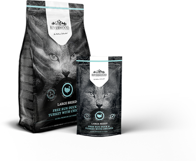 Riverwood drg cat large 2 kg