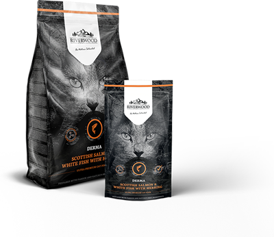 Riverwood drg cat derma 2 kg