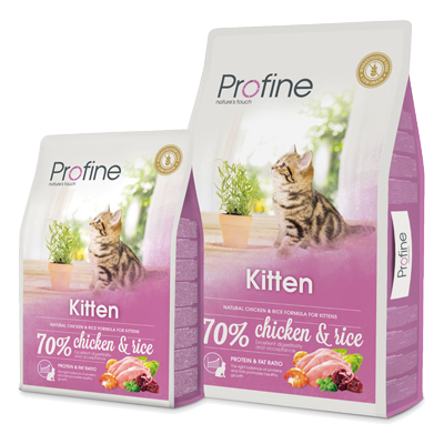 Profine cat drg kitten 300 gr
