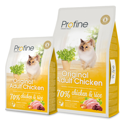 Profine cat drg original ad chkn 2 kg