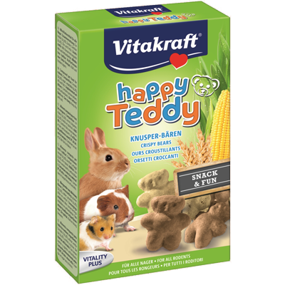 Vitakraft happy teddy 75gr