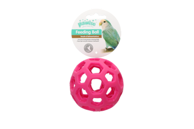Bird feeding ball